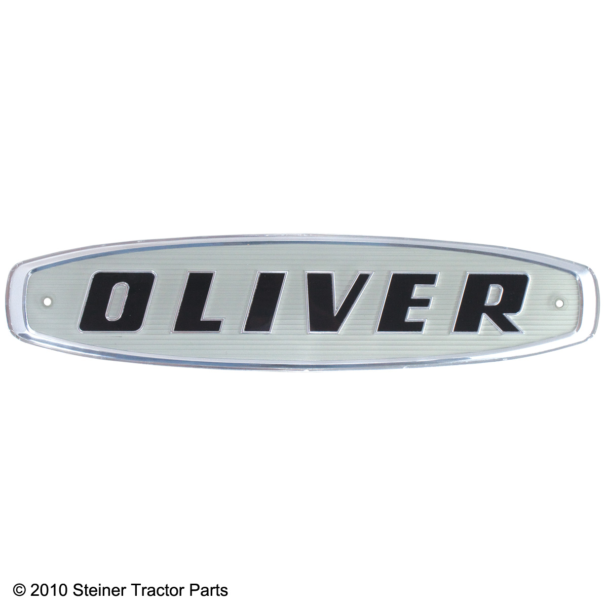 hight resolution of  brand new front emblem for the following models oliver 550 770 880