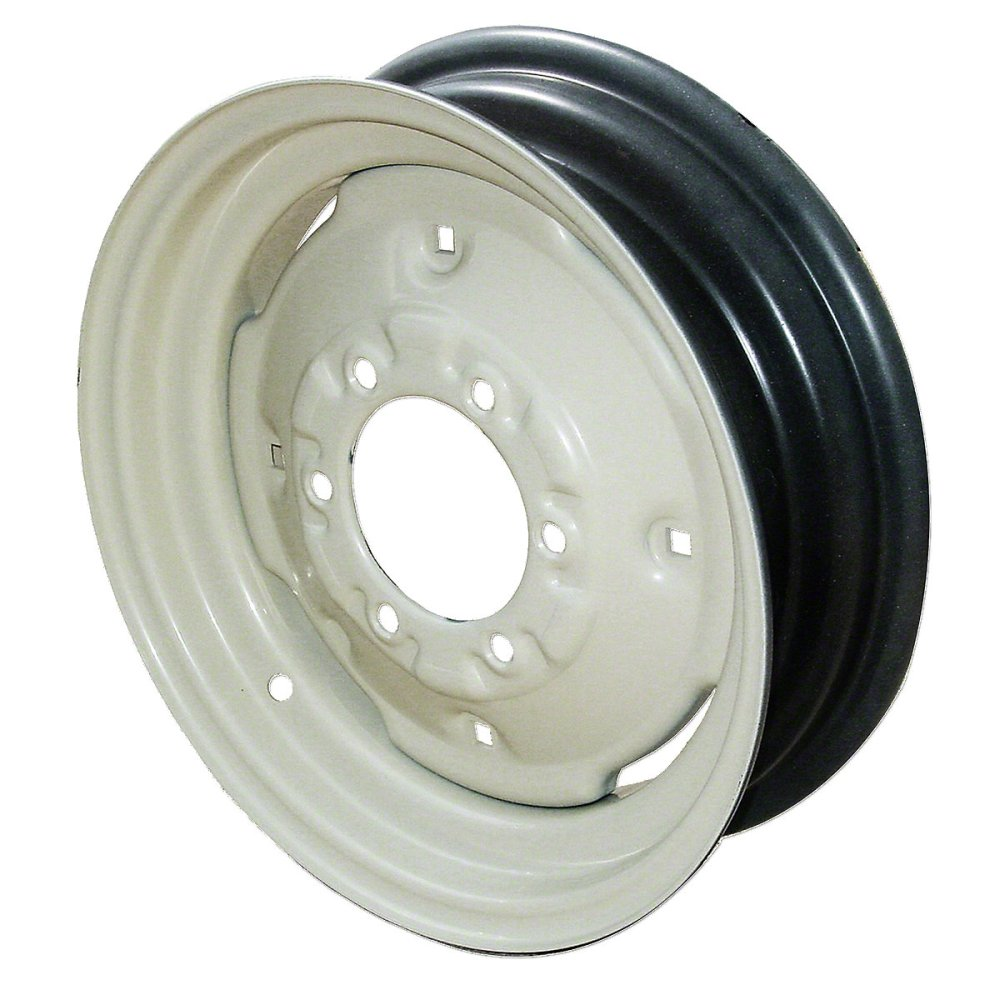 medium resolution of 4 5 x 16 6 lug front wheel with 4 wheel weight holes for oliver 77