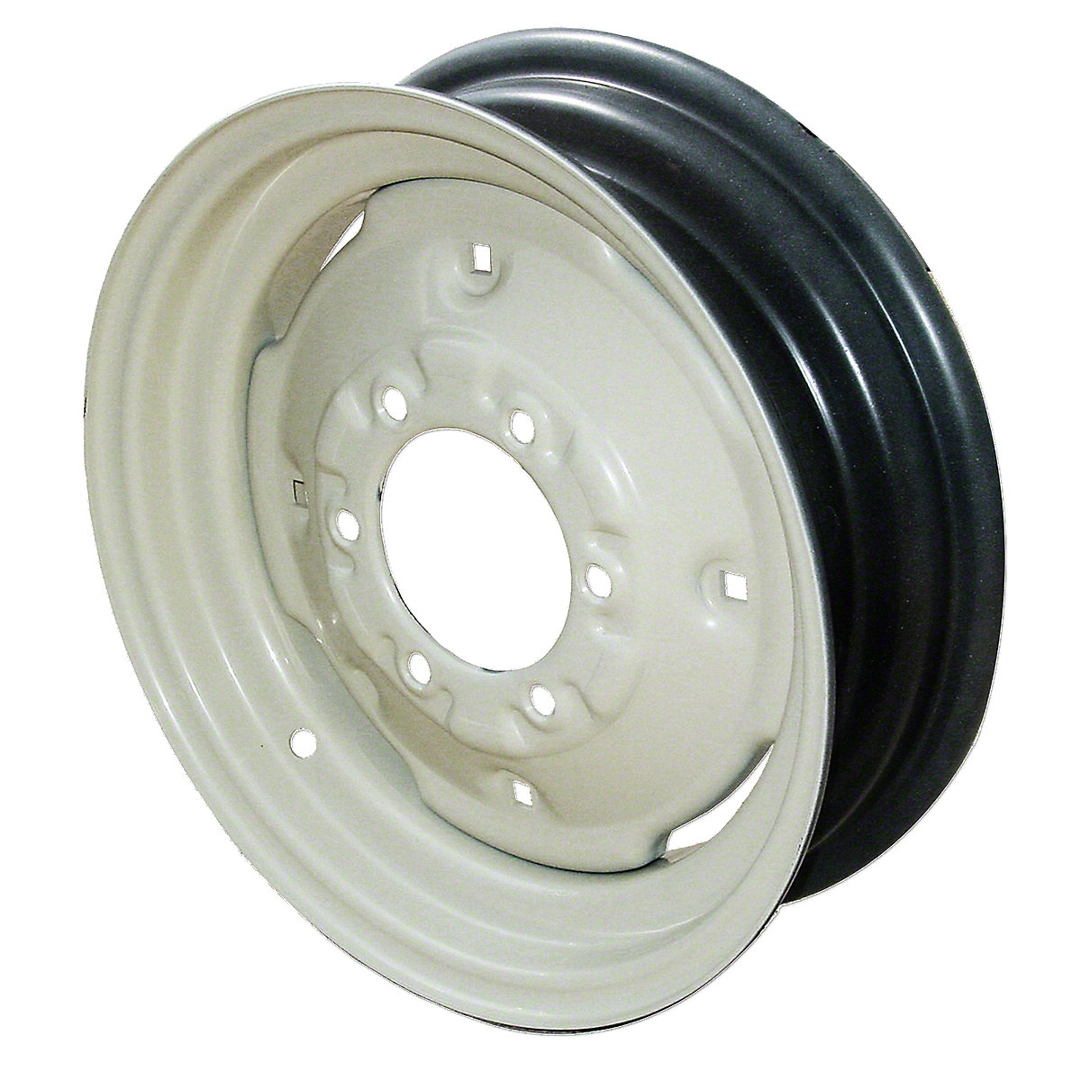 hight resolution of 4 5 x 16 6 lug front wheel with 4 wheel weight holes for oliver 77