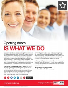 Royal LePage South Country Opening Doors