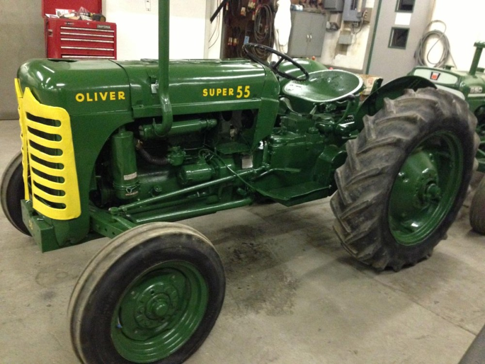 medium resolution of oliver super 55 schematic wiring library oliver super 55 history free oliver tractor decals