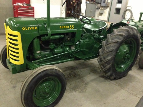 small resolution of oliver super 55 schematic wiring library oliver super 55 history free oliver tractor decals
