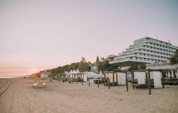 Baltic Beach Hotell 5 stjerner