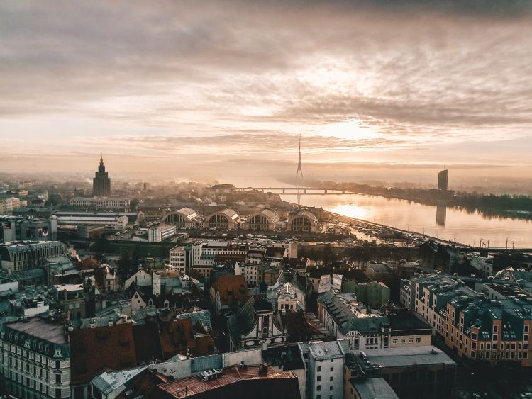 Riga, Latvia - Foto: Gilly, Unsplash