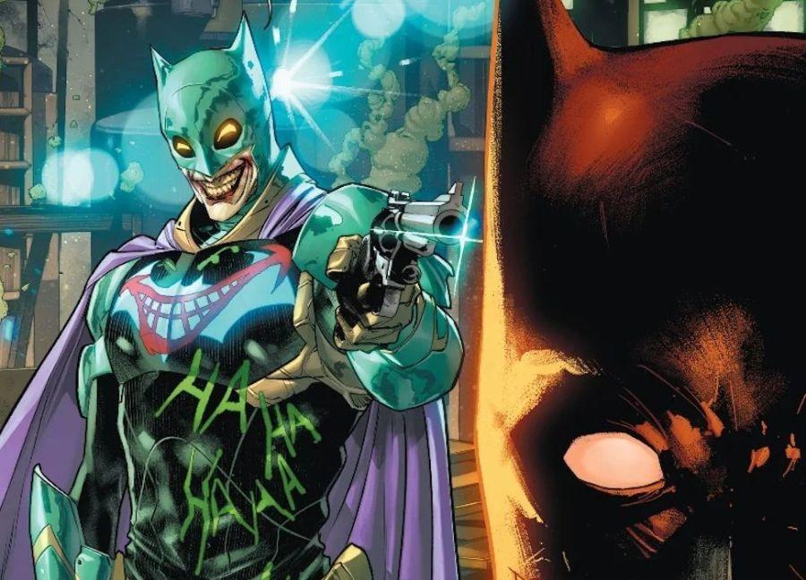 The Joker In A Batsuit in Joker War