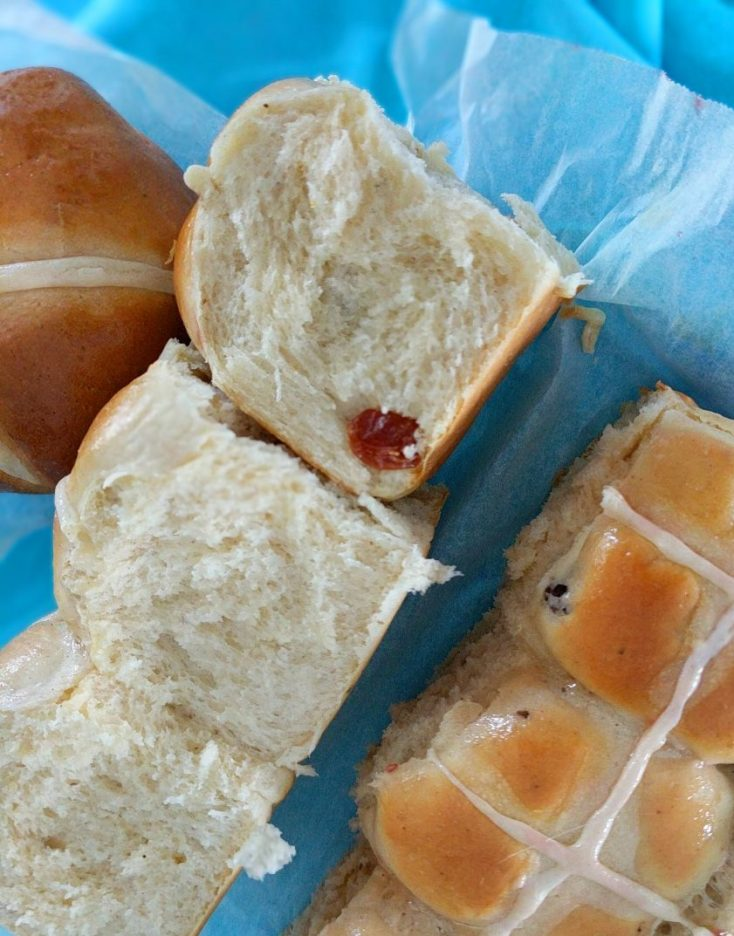 hot cross buns traditional recipe kids