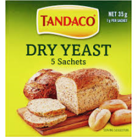 tandaco dried yeast