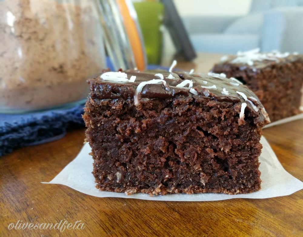 Quick Mix simple Chocolate cake recipe
