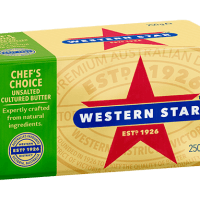Chef's Choice Unsalted Cultured Butter