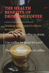 Health benefits drinking coffee good or bad