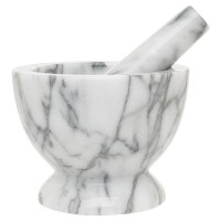 Heritage Marble Mortar And PestleMarble Mortar And Pestle