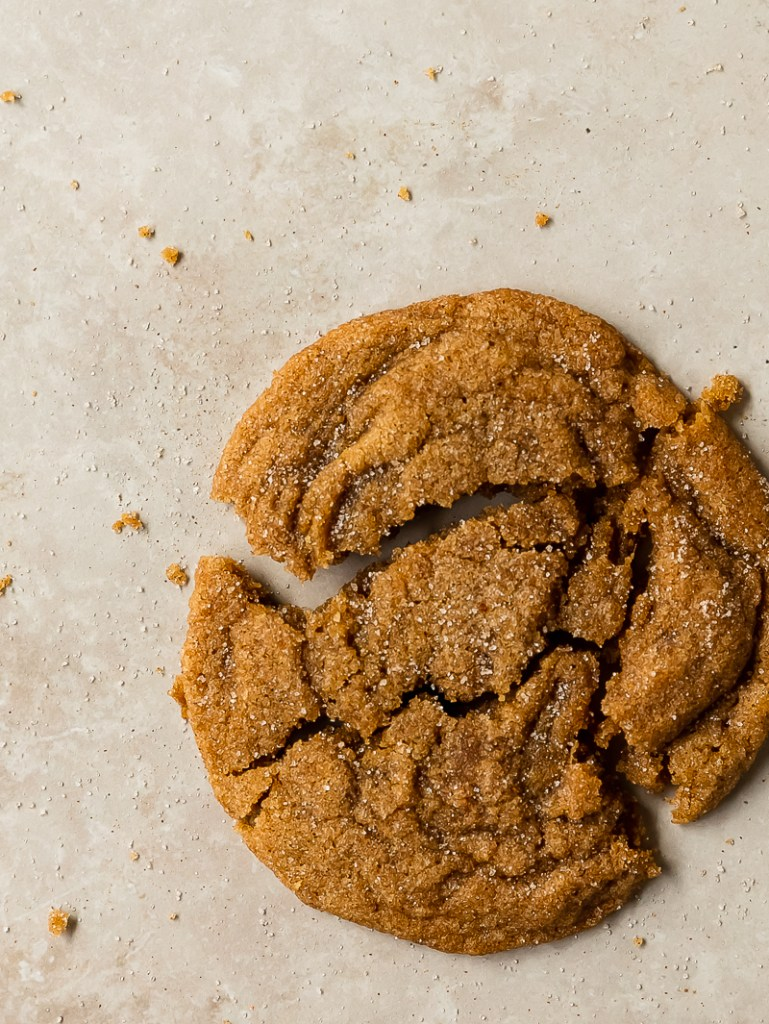 chewy maple pumpkin cookies
