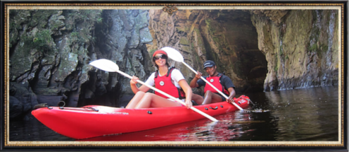 Canoing-activity