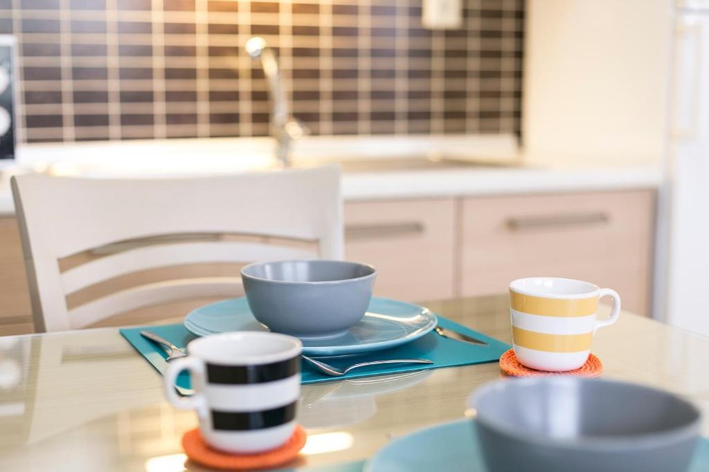 olivetree superior apartment floor kitchen