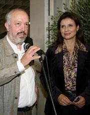 κα. Κατερίνα Μπατζελή / κ. Γ. Καραμπάτος