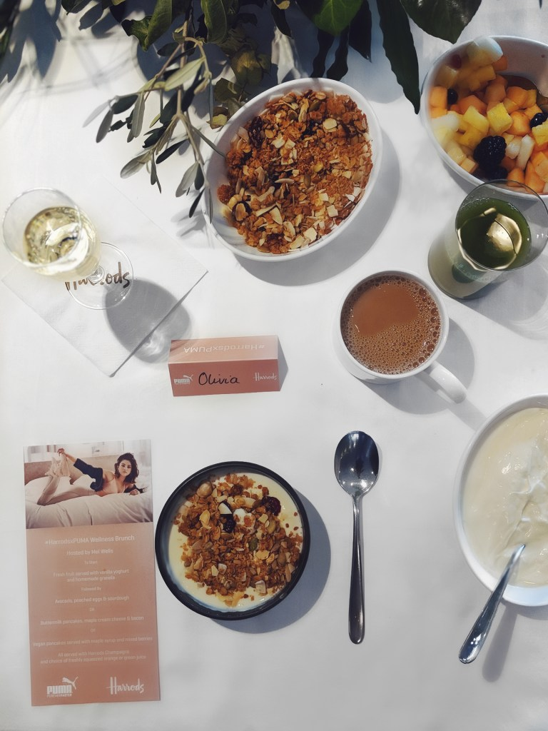 olivia cox, selena gomez, brunch, ace hotel, shoreditch, athleisure, body image, body confidence, 100 years, empower, girls only