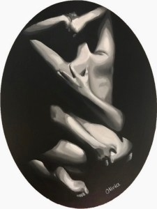 Inercia 2: 40x30 cm