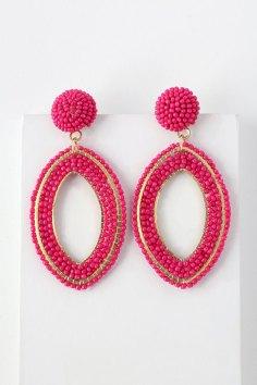 pinkearrings