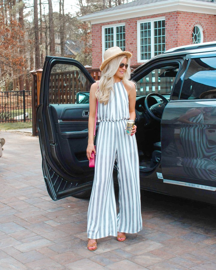 Vacay-Ready Jumpsuits to Transition into Spring