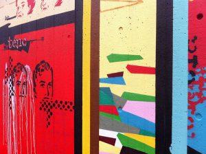 Daniel Melim mural