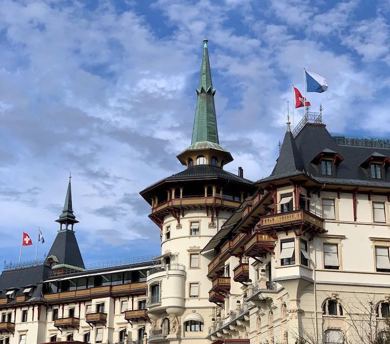 The Dolder Grand – A Zurich Staycation
