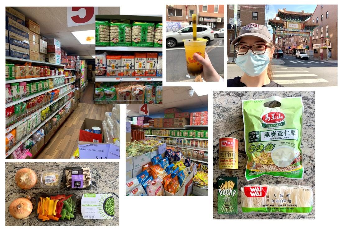 Chinatown shopping spree 1
