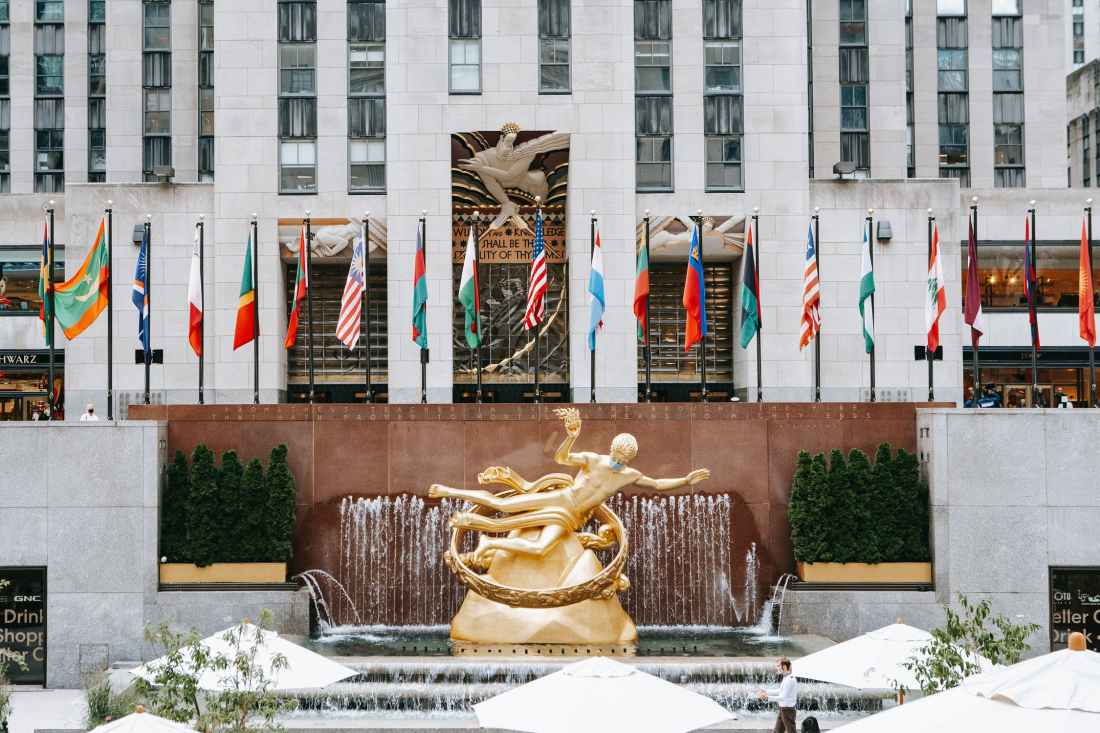 United Nations New York City