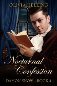 Nocturnal Confession, Damon Snow Book 4