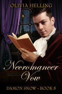 Necromancer Vow, Damon Snow Book 5