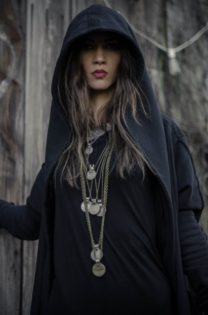 Jewelry Available on Etsy: https://www.etsy.com/shop/OliviaKissel Hoodie by Crossfox at http://crossfox.us
