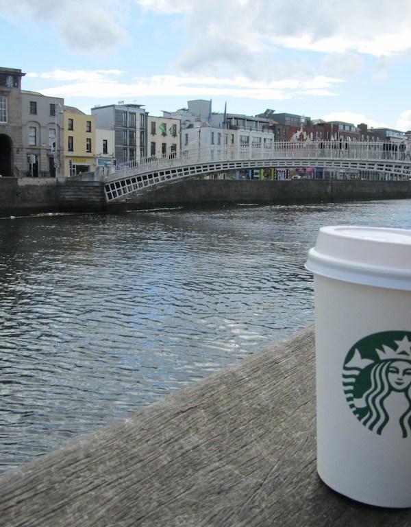 My First Starbucks Overseas