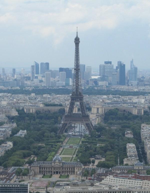 A BU Reunion in Paris