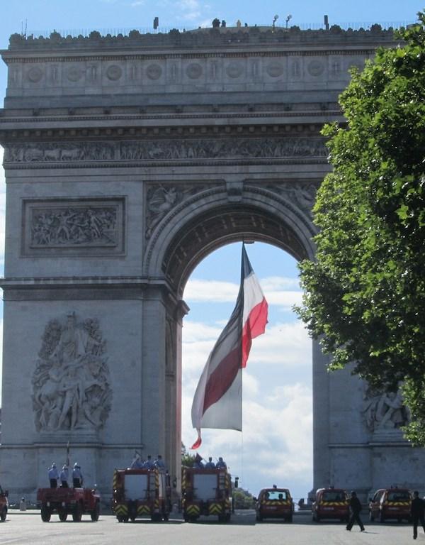 Bastille Day, Paris