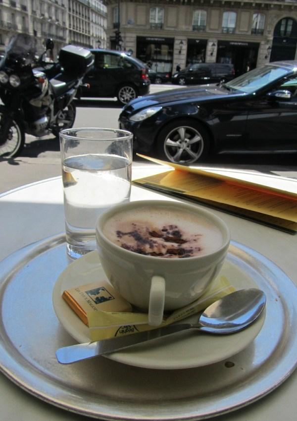Paris, Tu Me Manques