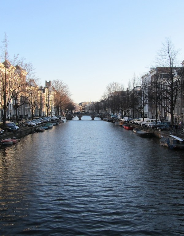 The Big Trip: Amsterdam