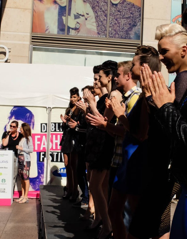 Olivia Likes: Dublin Fashion Festival