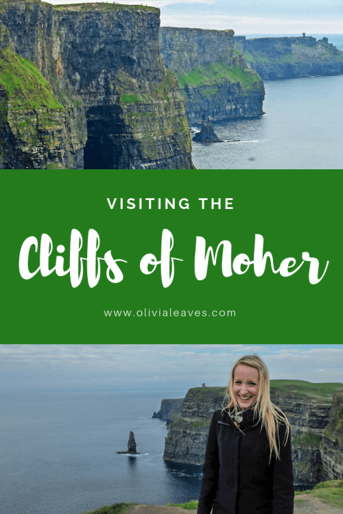 Olivia Leaves | Cliffs of Moher