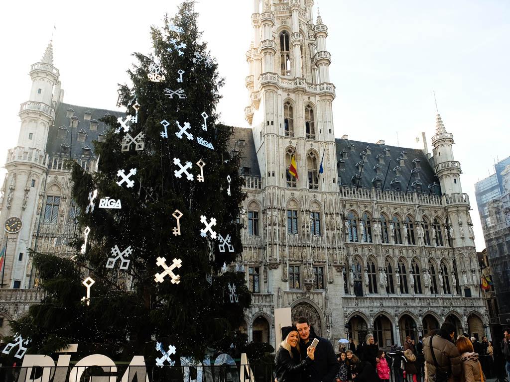 Olivia Leaves | Brussels Visit
