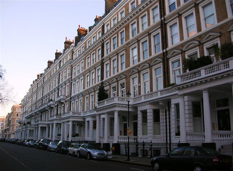 London | Olivia Leaves