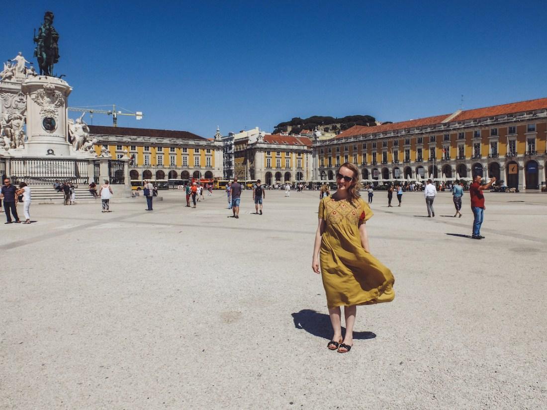 Olivia Leaves | Guide to Lisbon
