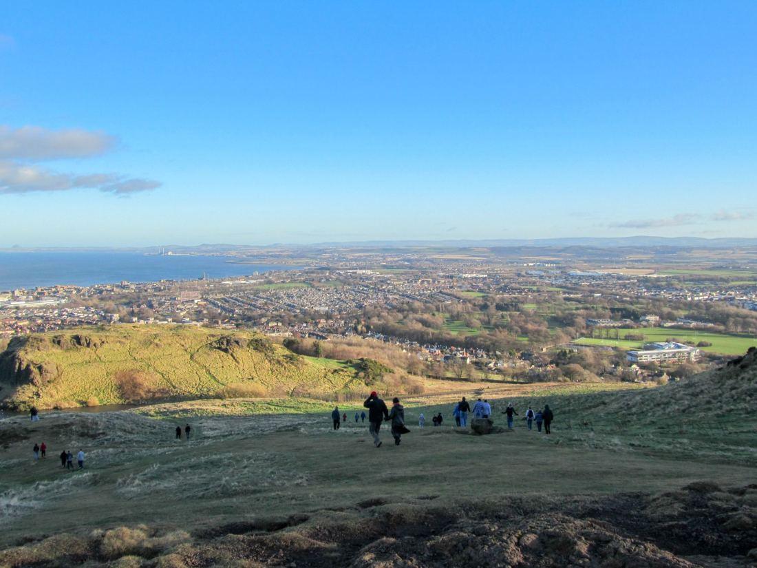 Olivia Leaves | Top Views in Edinburgh