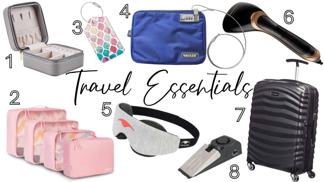2020 Holiday Gift Guide for Travellers | Olivia Leaves