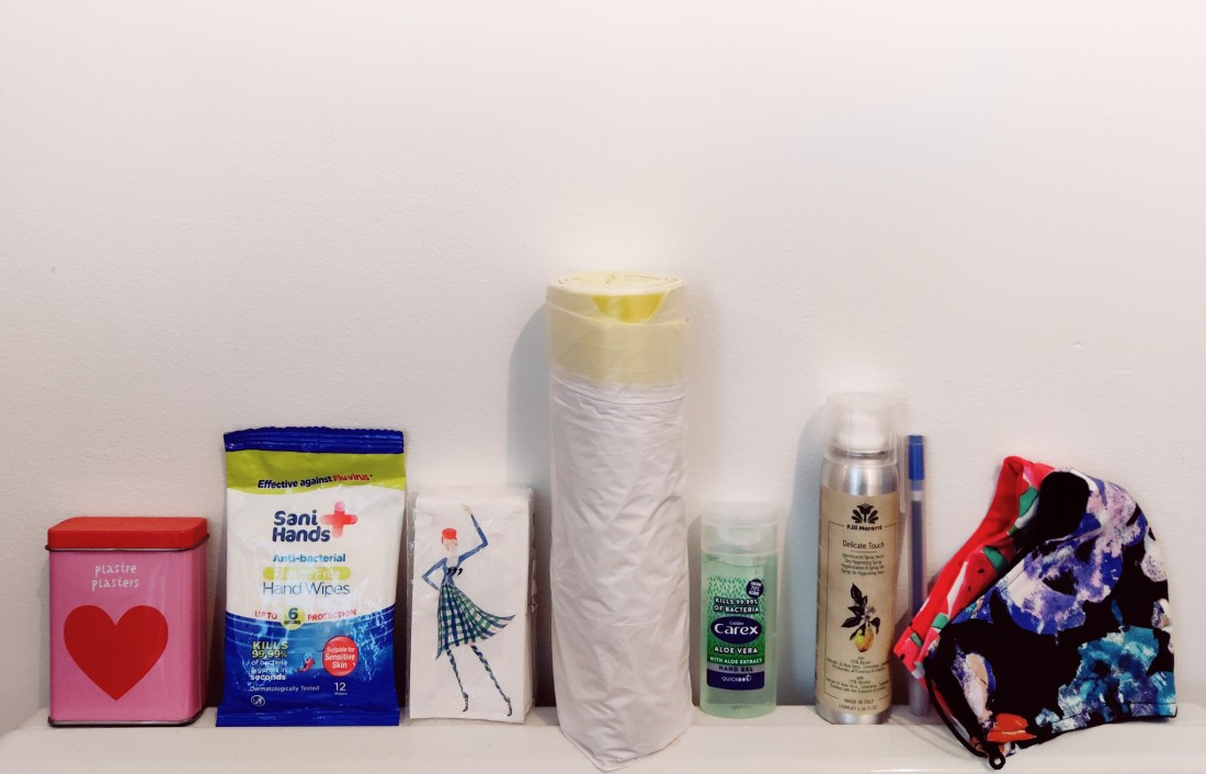 THE BLOG · NOVEMBER 16, 2020 12 Carry-on Travel Essentials during COVID-19