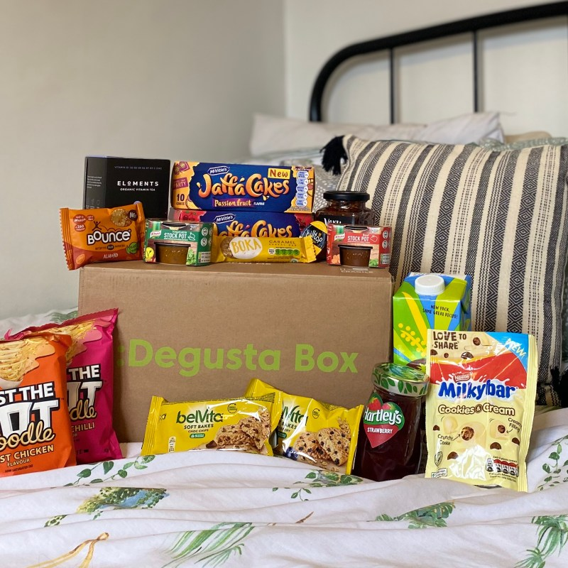 Degusta Box Review February – Home Comforts