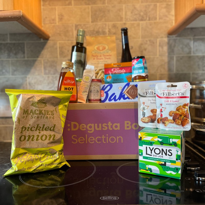 A Special Review – Degusta Box Selection