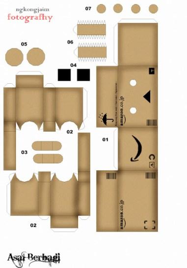 Cara Membuat Boneka Danbo : membuat, boneka, danbo, Tutorial/Cara, Membuat, Boneka, Danbo, About, Handycraft