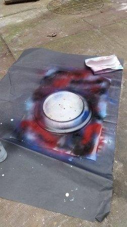 spray plate 3