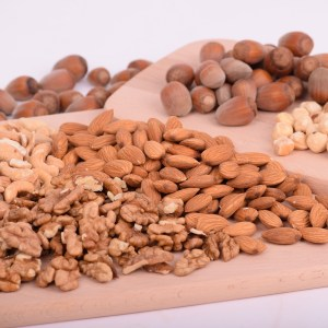 Nuts, nut butters and alternatives