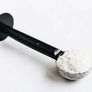 Vanilla protein powder