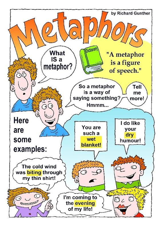 Similes And Metaphors English